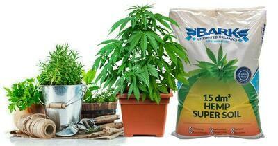 Hemp Super Soil 15dm3