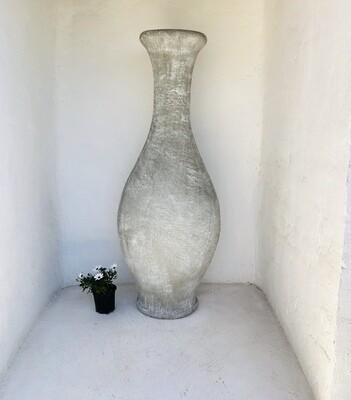 Gracelle Vase Large Whitewash Finish - H1620mm x W600mm - 65kg