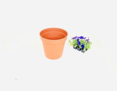 30cm Pot Terracotta Width 30cm x Height 29cm