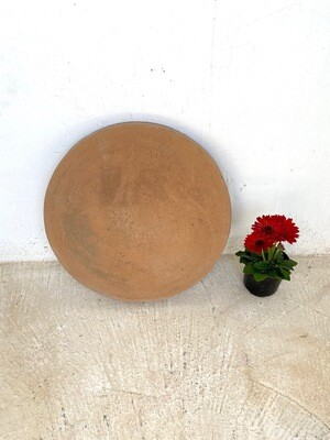 Round Stepping Stone LARGE Soft Tan - 455x50mm - 17kg