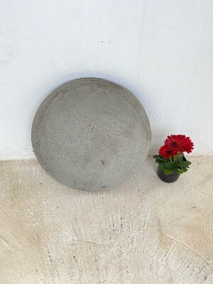Round Stepping Stone LARGE Cement - 455x50mm - 17kg