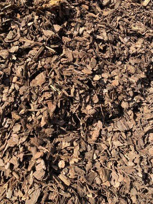 BULK Bark Mulch per 50kg Size Bag