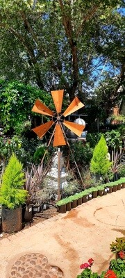 Steel Windmill Large - H1800mm