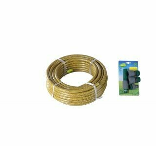 Lasher Hose Pipe - 12mm x 20mm With Fittings