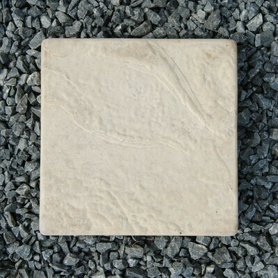 Slate Stepping Cement - 200x200x50mm - 3.6kg