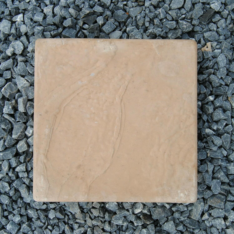Slate Stepping Golden Tan - 200x200x50mm - 3.6kg