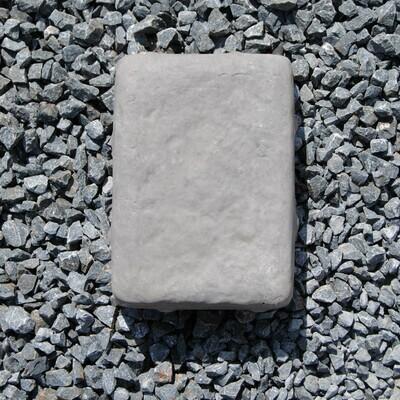 Rock Cobble Black - 124x176x50mm - 2.2kg