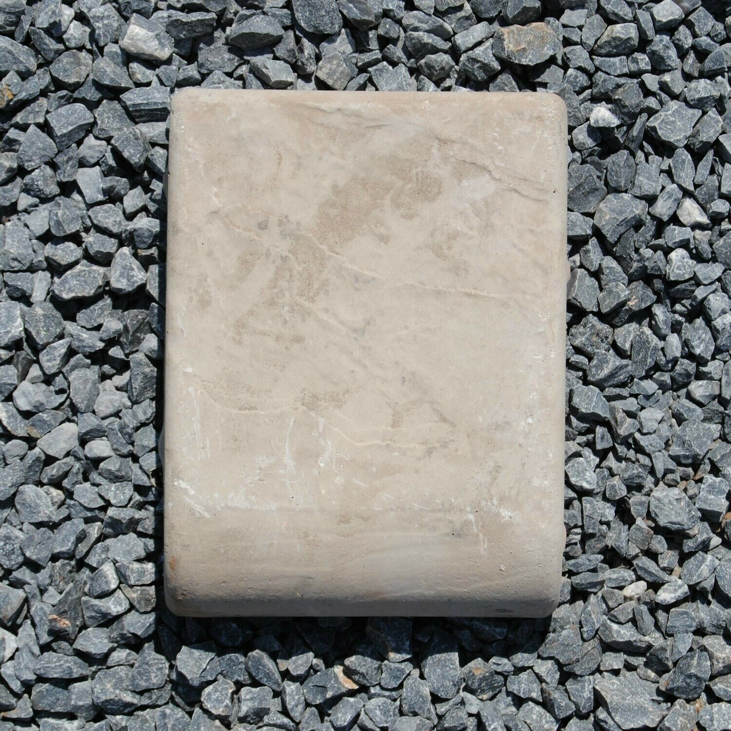 Bullnose Slate Paver Cement - 200x150x50mm - 2.6kg