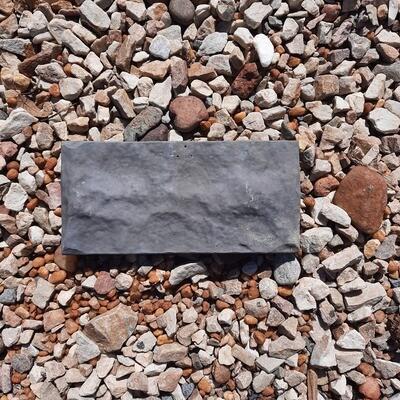 Wall Cladding Black - 260mmx130mm - 1.2kg