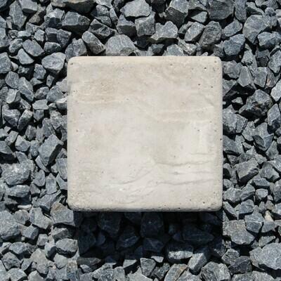 Single Cobble Plain Cement Finish - 100x100x50mm - 0.6kg