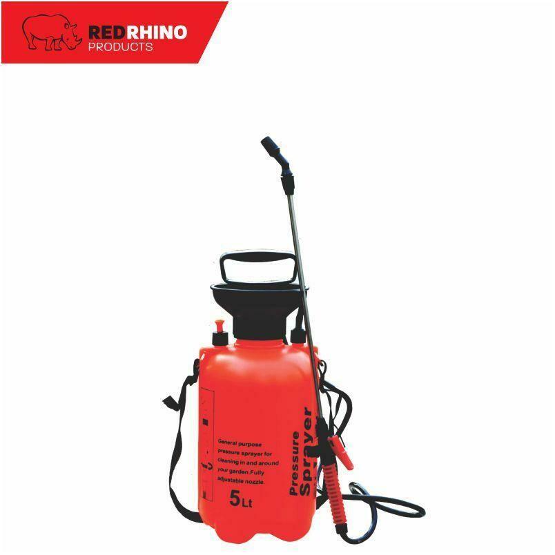 Red Rhino 5L Hand Sprayer