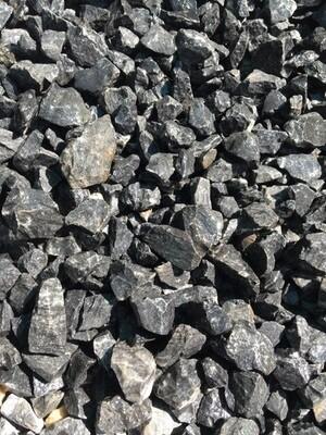Black Crush 13mm 300x600mm bags between 15-20kg