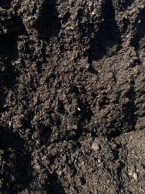 BULK Organic Mushroom Compost per 50kg Size Bag (Open Bag)