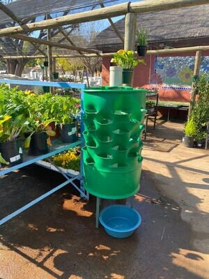 Grow Barrel With Stand