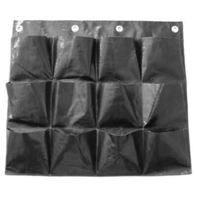 12 Pocket Hang Up Bag
