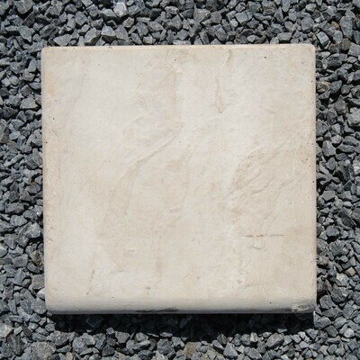 Bullnose Slate Paver Cement - 300x300x50mm - 8kg