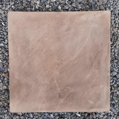 Slate Stepping Golden Tan - 400x400x50mm - 14.4kg