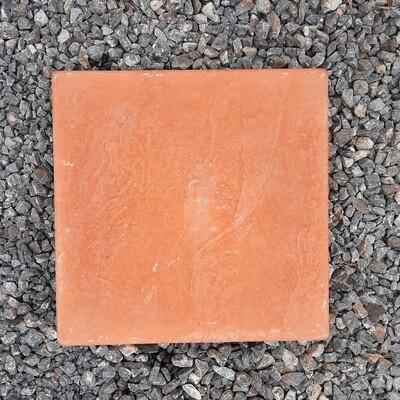 Slate Stepping Terracotta - 300x300x50mm - 8kg