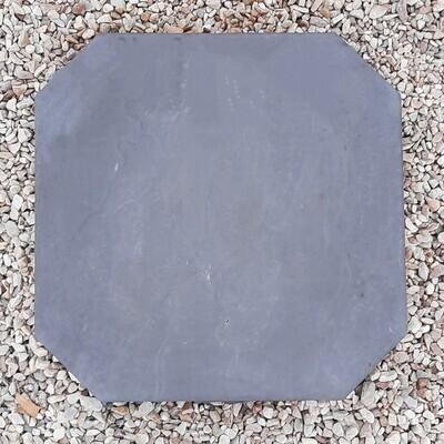 Octagon Paver Black - 400x400x50mm - 14.2kg