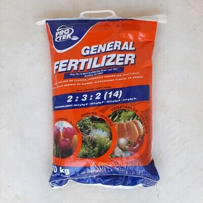 Protek General Fertilizer 2:3:2 (14) 10kg