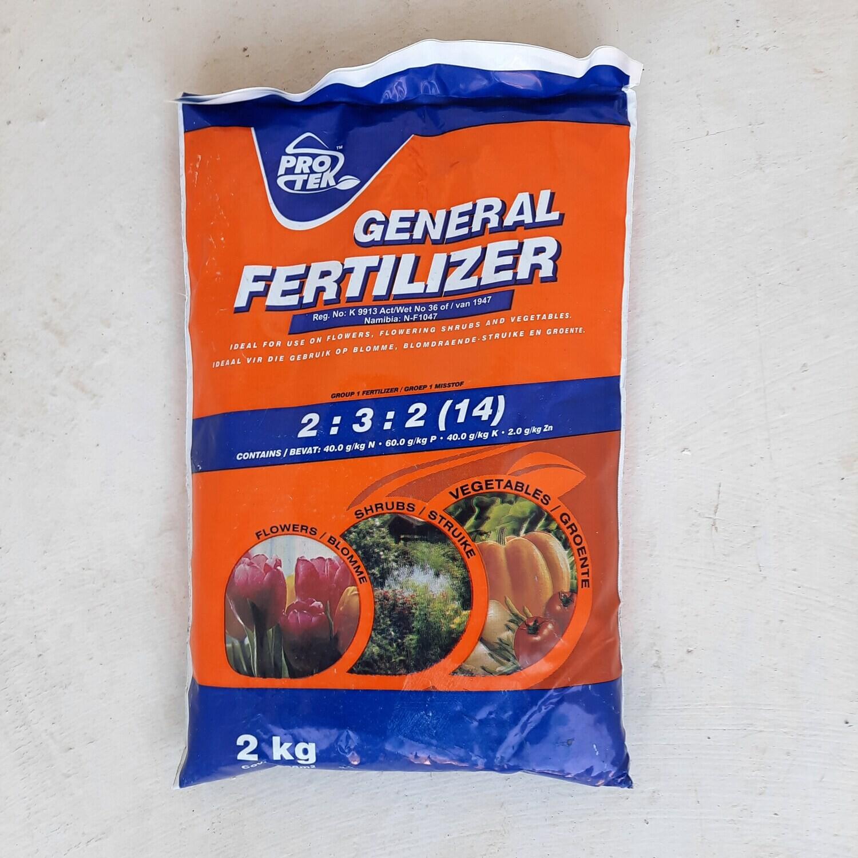 Protek General Fertilizer 2:3:2 (14) 2kg