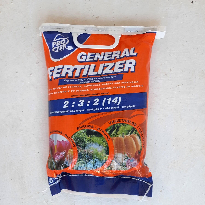 Protek General Fertilizer 2:3:2 (14) 5kg