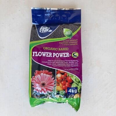 Protek Organic Based Flower Power 4kg