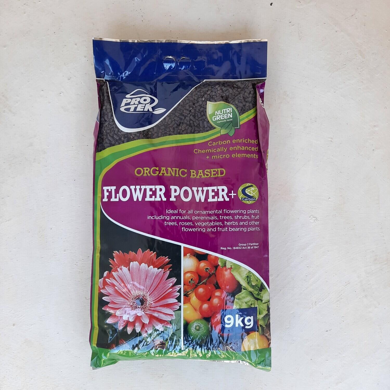 Protek Organic Based Flower Power 9kg