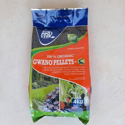 Protek Gwano Pellets 4kg