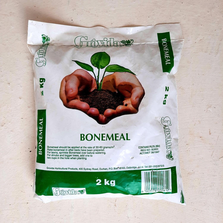 Grovida Bone Meal 2kg