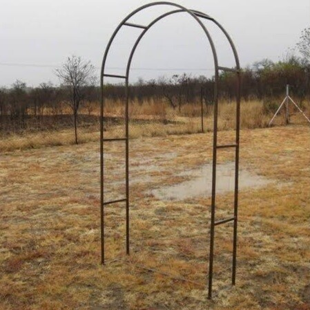 Wrought Iron Arch Arianne - H2,25m x W1,2m