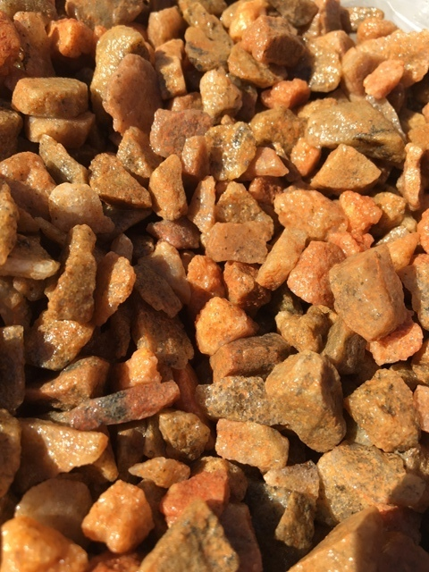 Kalahari Crush Mix 13mm 300x600mm bags between 15-20kg