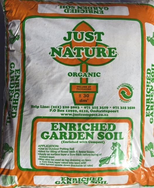 Enriched Garden Soil 30dm3