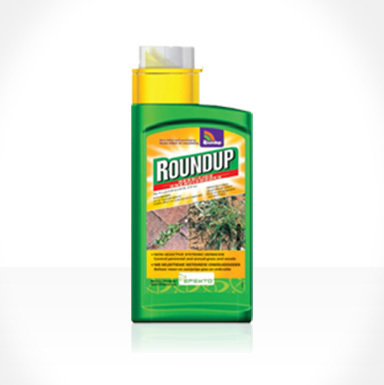 Roundup Weedkiller Concentrate 1000ml