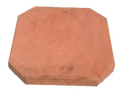 Octagon Terracotta Paver - 400x400x50mm - 14.2kg