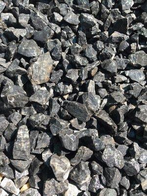 Black Crush 19mm 300x600mm bags between 18-20kg