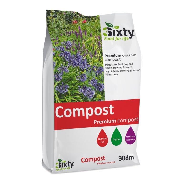 3Sixty Organic  Compost 30dm3