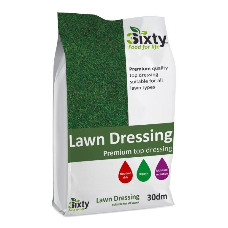 3Sixty Organic Lawn Dressing 30dm3