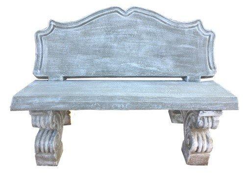 Lassy Bench - 4 Piece - L1200mm x W400mm - 325kg