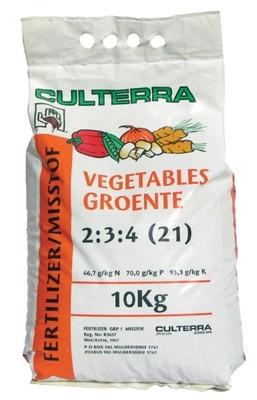 Vegetable Fertilizer 2:3:4 2kg
