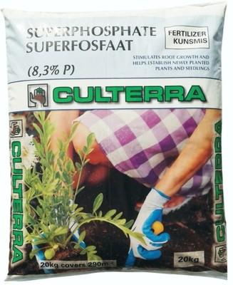 Superphosphate  (8.3%) 20kg