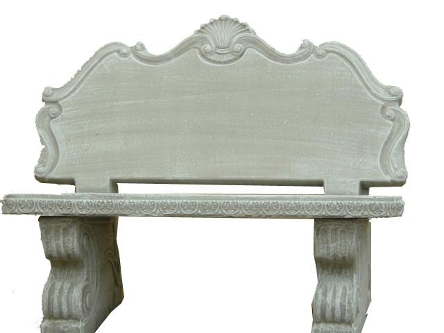 Tuscan Bench - 4 Piece - L1200mm x H600mm x W460mm - 325kg