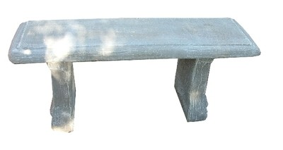 Classic Straight Bench - 3 Piece - L1300mm x W430mm - 124kg
