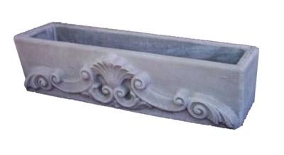 Scroll Planter - L810mm - 32kg