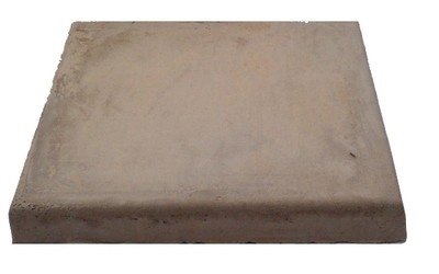 Smooth Stepping Stone Golden Tan - 600x600x50mm - 42kg