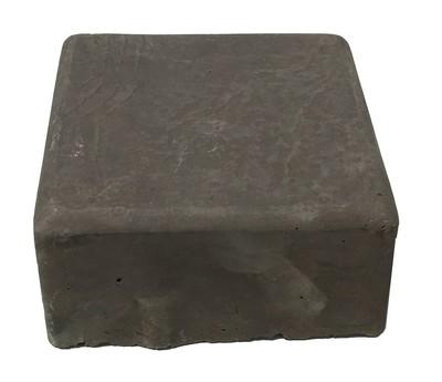 Single Cobble Black - 100x100x50mm - 0.6kg