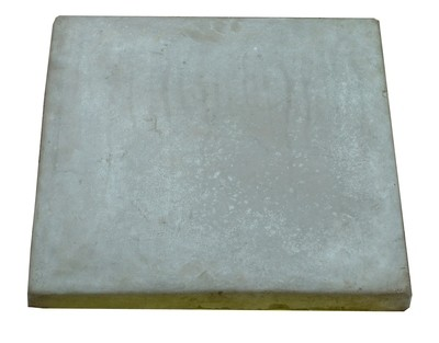Smooth Stepping Plain Cement - 500x500x50mm - 35kg