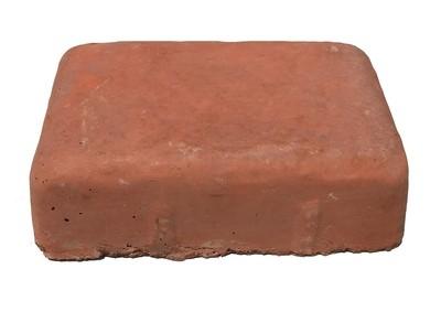 Rock cobble Terracotta - 124x176x50mm - 2.2kg