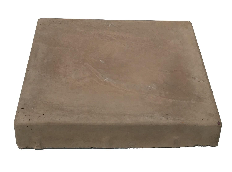 Slate Stepping Golden Tan - 300x300x50mm - 8kg