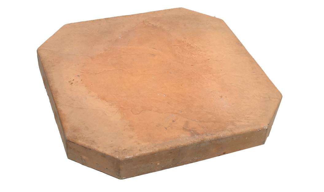 Octagon Paver  Soft Tan - 400x400x50mm - 14.2kg